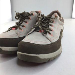 Eastland Erika Hiking Walking Sneaker Shoe Beige